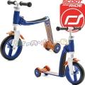 Scoot and Ride Highwaybaby Тротинетка/колело за баланс 2 в 1 Blue/Orange