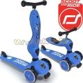 Scoot&Ride Highwaykick Тротинетка 2в1 Blue