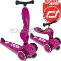 Scoot&Ride Highwaykick Тротинетка 2в1 Pink