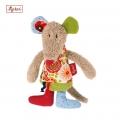 Sigikid Мека играчка Мишка 48902