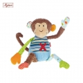 Мека играчка Маймунката Sweety 38218 Sigikid