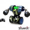 Silverlit Боен робот за битки с радио контрол Black 88053