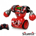 Silverlit Боен робот за битки с радио контрол Red 88053