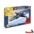 Simba - Italeri F16 Модел и пъзел 510000851