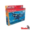 Simba - Italeri Модел за сглобяване 1:72 F4U-5N Corsair 510071044