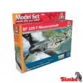 Simba - Italeri Модел за сглобяване BF-109F 510071053