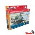 Simba - Italeri Модел за сглобяване 1:72 AH-64D Apache Longbow 5