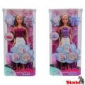Simba - Steffi Love Модна кукла променяща цвета си 5732761
