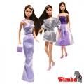 Simba - Steffi Love Кукла с вечерна рокля и аксесоари 5732776