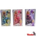 Simba - Steffi Love Супер модел с вечерна рокля 5737454