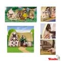 Simba - Къщичката на седемте джуджета с 85 аксесоара