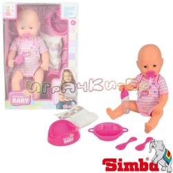 *Simba - Бебе с аксесоари