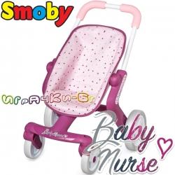 Smoby Baby Nurse Количка за кукли Poussette Pop 51203