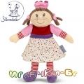 Sterntaler - 30223 Rosalie Бебешка мека кукла за гушкане Розалия