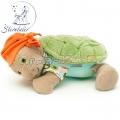 *Sterntaler Sammy - Бебешка играчка със сърдечен ритъм Костенурка