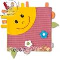 Sterntaler Moon & Star 37150 - Мека шумяща кърпичка Слънце