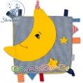 Sterntaler Moon & Star 37151 Мека шумяща кърпичка Луна