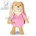 *Sterntaler Hetti - Бебешка музикална играчка 22см Зайче
