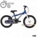 Adventure - Детско колело с педали 160 Blue