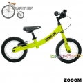 Adventure - Балансиращо колело за деца Zooomi Green