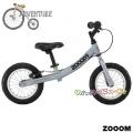 Adventure - Балансиращо колело за деца Zooomi Silver