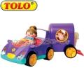 Tolo 89911 First Friends - Кола с ремарке и конче