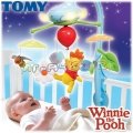 Tomy Deluxe Dream Clouds - Музикална въртележка Winnie The Pooh