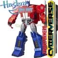 Hasbro Transformers Cyberverse Ultimate Робот Optimus Prime E2067
