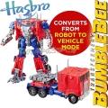 Hasbro Transformers Трансформърс Optimus Prime с енергийно ядро E0754