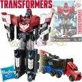 Transformers 3Steps B1564 Мега Оптимус Прайм Hasbro