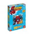 Trefl  Spiderman  Пъзел 3D Спайдърмен 210ч