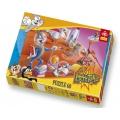 Trefl Пъзел Космическо пътуване 60 части Looney Tunes
