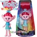 Trolls World Tour Фигурка Тролче Stylin' Poppy E8006