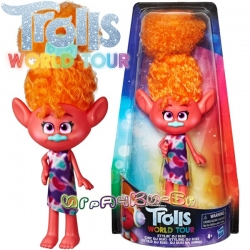 Trolls World Tour Фигурка Тролче Stylin' Suki E8006