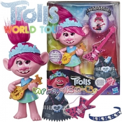 Trolls World Tour Фигурка Тролче пееща Попи E9411