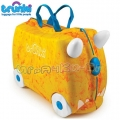 Детски куфар 3 в 1 Ride on DELUXE Rox Limited Edition Trunki