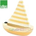 Vilac Дървена лодка в жълто 2901Y