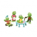Teeny Little Families Семейство жабки
