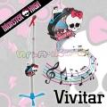 Vivitar Monster High Микрофон със стойка