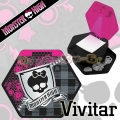 Vivitar Monster High Тайна кутийка Decoder