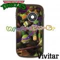 Ninja Turtles 38065 Vivitar - Детскa Видеокамера Костенурките Нинджа