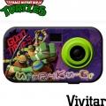 Ninja Turtles 97065 Vivitar - Детски фотоапарат Костенурките Нинджа