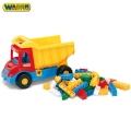 Wader Toys Камион с блокчета 32330