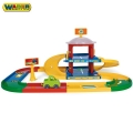 Wader Toys Гараж с 2 нива 3D 53020