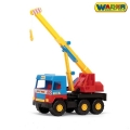 Wader Toys - Камион с кран