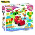 Wader Toys Конструктор MINI 132 елемента