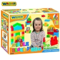 Wader Toys Конструктор Middle 70 елемента