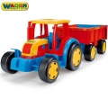 Wader Toys Трактор с ремарке Гигант