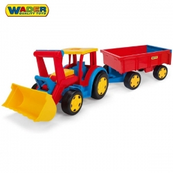 Wader Toys Фандрома с ремарке Гигант