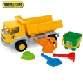 Wader Toys Плажен самосвал